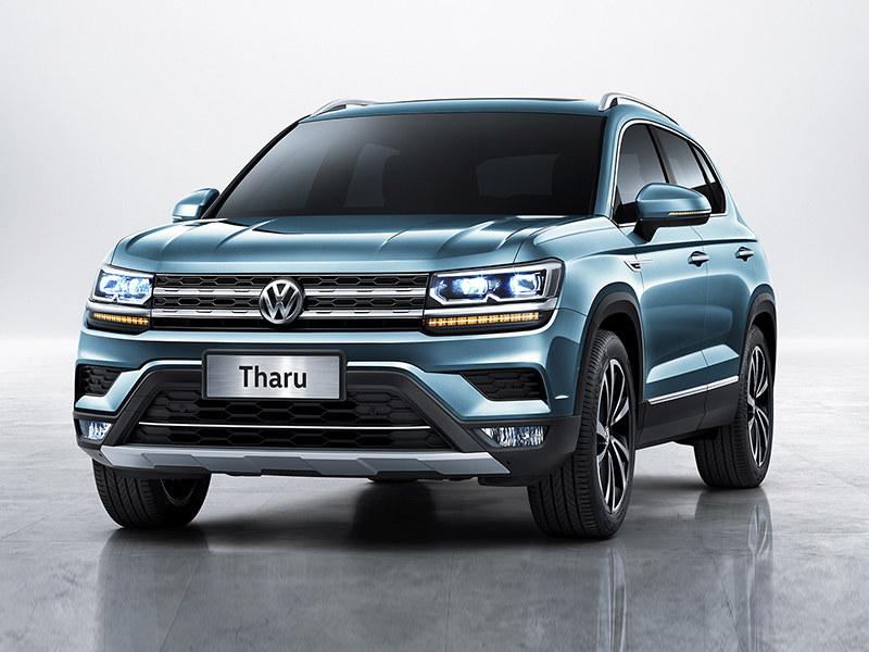 上汽大众新SUV定名Tharu