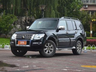进口三菱帕杰罗SUV官方调价 最高优惠6万