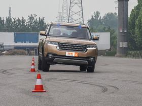 北汽昌河Q7专业性能测试