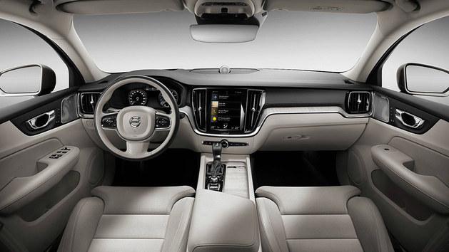 沃尔沃全新一代S60全球首发 外观更前卫