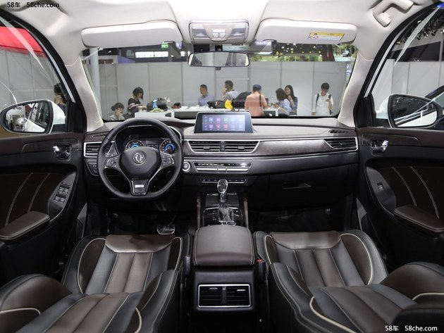 东风风光580新增车型上市 售9.19-10.1万