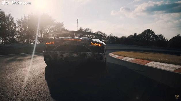 兰博基尼Aventador SVJ新记录 6分44秒97