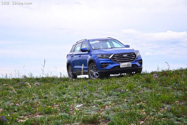 SWM斯威汽车G01正式上市 售XX-XX万元