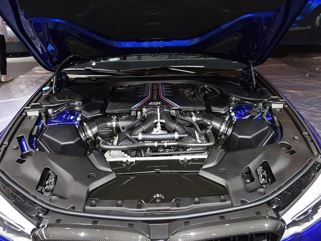 2018成都车展 M5 M Performance套件版亮相
