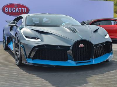 布加迪有望与多家车企联合研发电动超跑