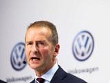 大众CEO表示电动车研发成本将超出预期