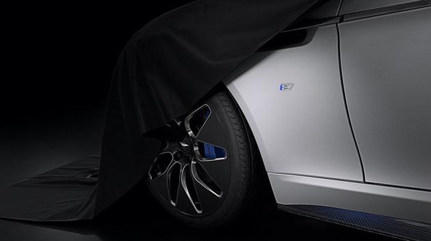阿斯顿·马丁首款电动车官方预告图曝光
