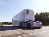 沃尔沃推出电动卡车Vera 无驾驶舱设计