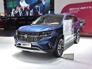 东风风行新车规划 T系列SUV/纯电动车型