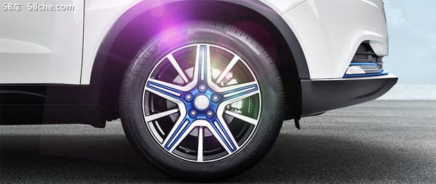 奔腾X40 EV400上市 补贴后10.98-11.58万