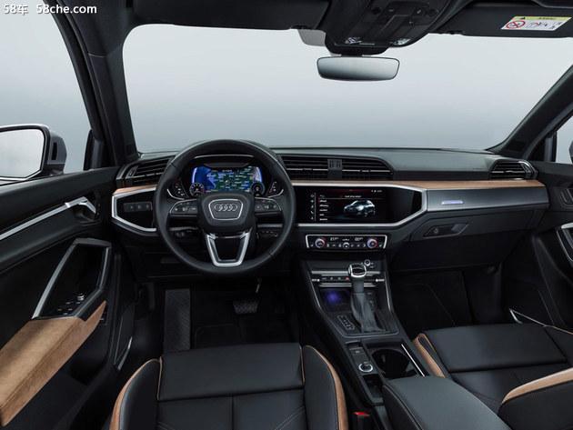 一汽-大众奥迪全新Q3 将于明年1月首发