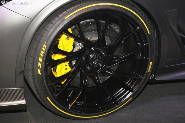 英菲尼迪发布Project Black S 搭F1技术