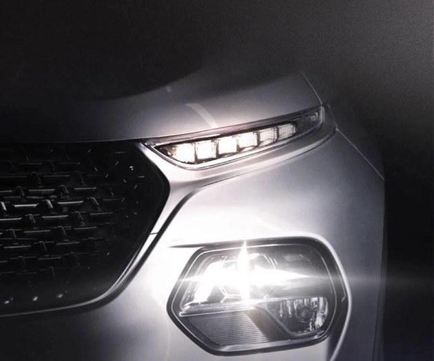 2019款宝骏510预告图发布 将于近期上市