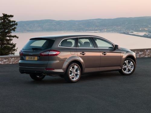 配2.0T发动机 福特改款蒙迪欧首发亮相 -更多新车图片欣赏 蒙迪欧