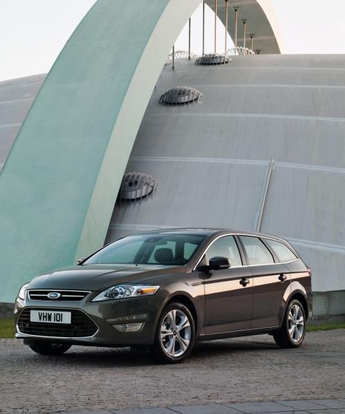 配2.0T发动机 福特改款蒙迪欧首发亮相 -更多新车图片欣赏 蒙迪欧高清图片