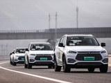 比亚迪宋EV 500挑战京城大外环 续航637km