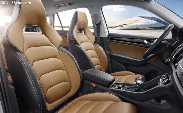 斯柯达柯迪亚克GT亮相 11月16日正式上市