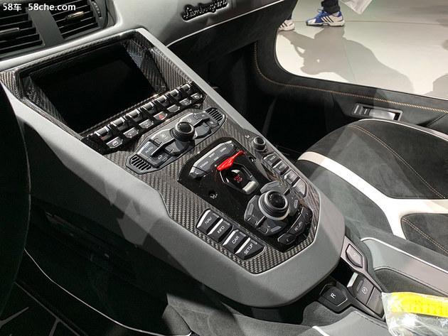 Aventador SVJ 63特别版今日首发
