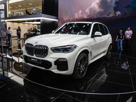 全新一代BMW X5实拍解析