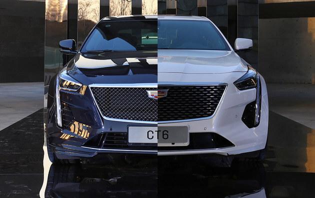 凯迪拉克新款CT6上市 售XX.XX-XX.XX万元