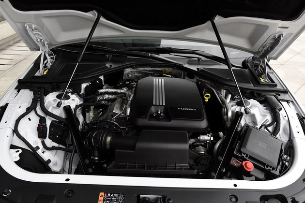 凯迪拉克新款CT6今晚上市 搭两款发动机