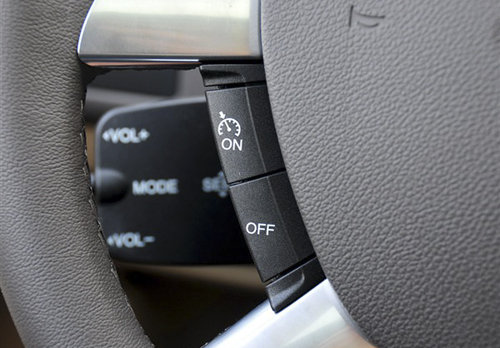 驾驶变轻松!汽车知识之定速巡航系统