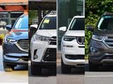 家庭用车主流选择 合资7座中型SUV推荐