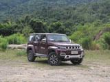 16.99万起售 BJ40 PLUS柴油/城市猎人版上市
