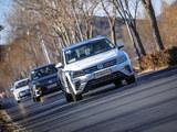 六款车型集结亮相 大众汽车新能源战略
