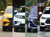 高颜值自主SUV成风潮 四款紧凑级SUV推荐