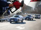 哈弗F7节油挑战赛启动 真能百公里6L油