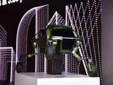 2019 CES电子展 现代Elevate概念车亮相