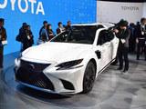 2019 CES 丰田TRI-P4自动驾驶原型车