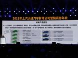 上汽大通2019年营销年会