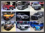 2019年SUV重点车型前瞻