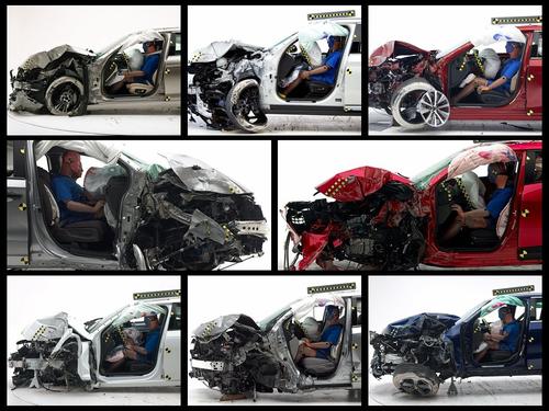 日韩系占半数 2019年IIHS碰撞安全车型