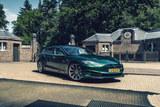 海外推Model S猎装版 于日内瓦微信红包灰色亮相