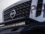 日产Titan定制版预告图 日内瓦车展发布