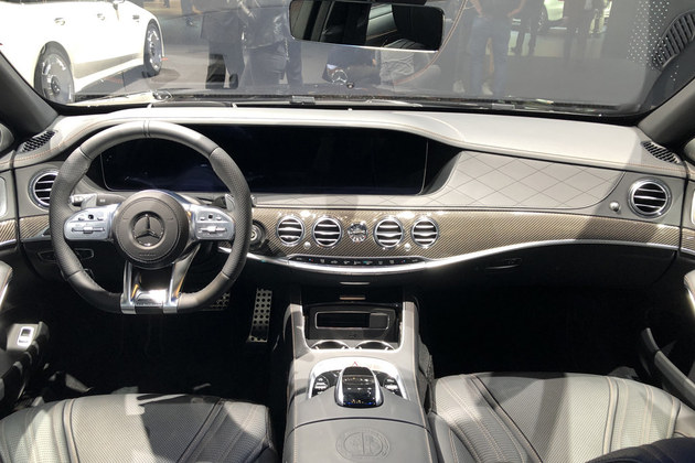 2019日内瓦车展 AMG S 65最终版车型亮相