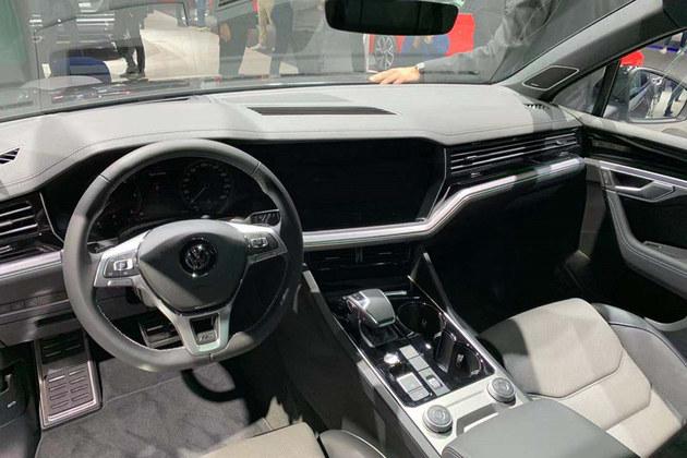 2019日内瓦车展 大众途锐V8 TDI发布