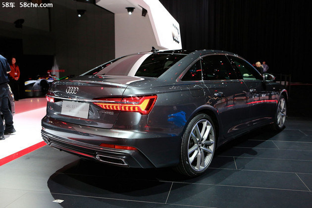 2019日内瓦车展 A6插电混动版车型发布