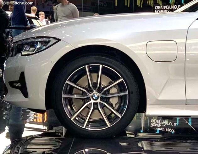 2019日内瓦车展 宝马3系插电混动发布