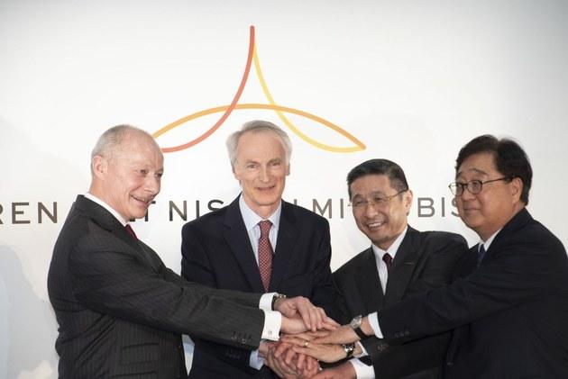 雷诺-日产-三菱创设全新联盟运营委员会