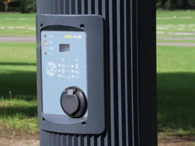 澳大利亚推智能灯杆 可供电动车免费充电