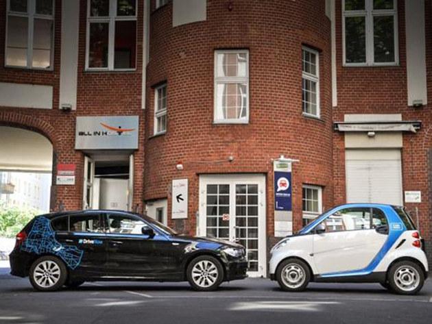 宝马戴姆勒商谈 联合开发电动车平台