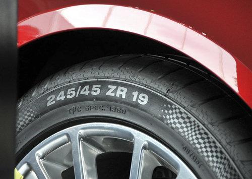 鞋有问题!汽车行驶系之热门车型轮胎