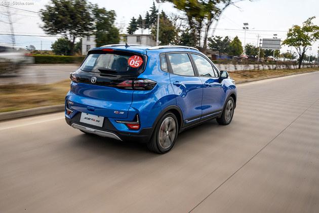 新款长安CS15上市后 三款小型SUV正面刚
