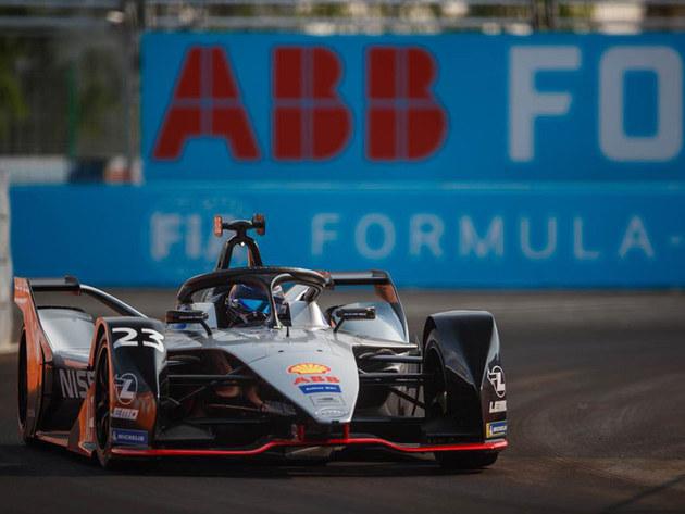 Formula E三亚站收官 日产车队夺第二名