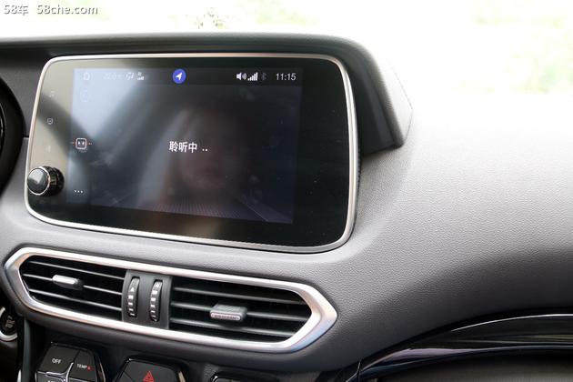 智能系统超乎想象 试驾体验全新传祺GS4