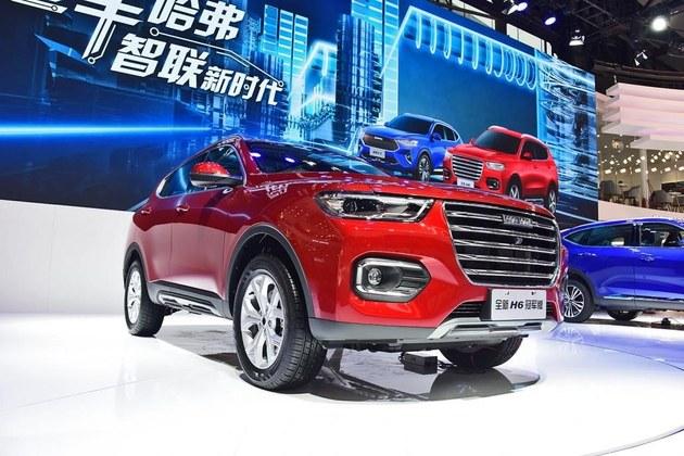 长城汽车上海车展阵容公布 高端皮卡亮相